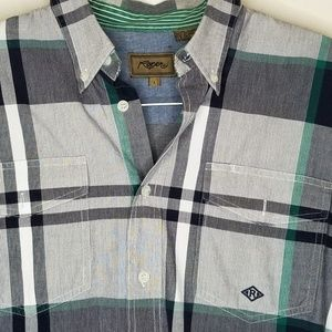 Roper long sleeve size L in excellent condition